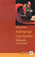 Pulman - Anthropologie et psychanalyse