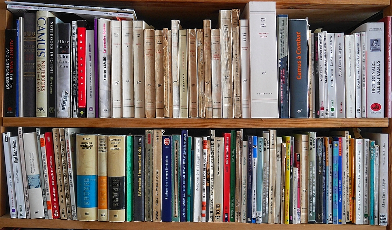 Albert Camus: Bibliographie